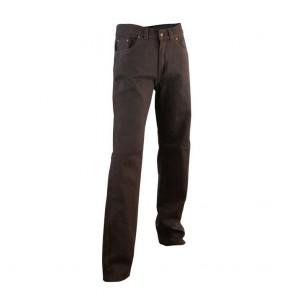 Pantalon multipoches Ardoise LMA marron