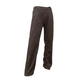 Jeans 5 poches Mexico LMA marron