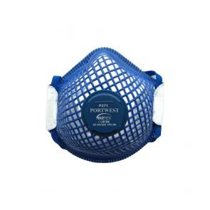 10 masques respiratoires à valve ergonet FFP2 Portwest