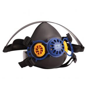 Demi-masque Silicone Geneva Portwest
