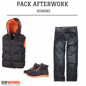 Pack afterwork homme