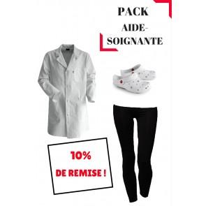 Pack aide-soignante -10% de remise !