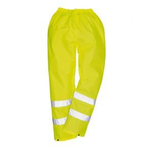 Pantalon de pluie Haute-Visibilité Portwest jaune