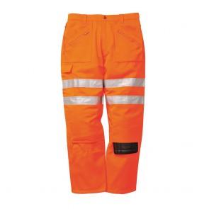 Pantalon de travail Haute Visibilité Portwest Action Rail