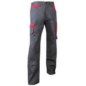 Pantalon de travail Multi Poches LMA Lin