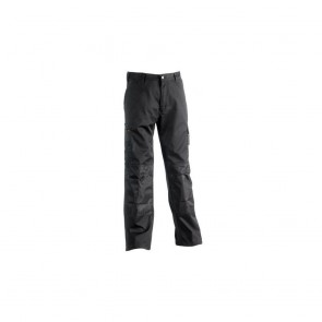 Pantalon de travail Multipoches Mars Herock - noir