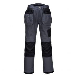 Pantalon de travail Portwest Holster Urban Work Gris/Noir