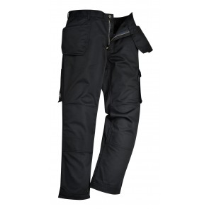Pantalon de travail Multipoches Portwest Slate