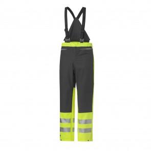 Pantalon de pluie à bretelles haute-visibilité ASKER Helly Hansen