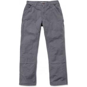 Pantalon de travail Washed Duck Carhartt - gris foncé