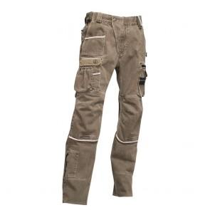 Pantalon multipoches Ardoise LMA