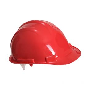 Casque de sécurité Portwest Endurance rouge