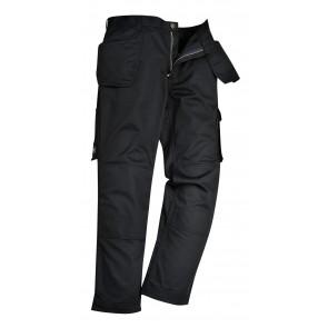 Pantalon de travail Multipoches Portwest Slate