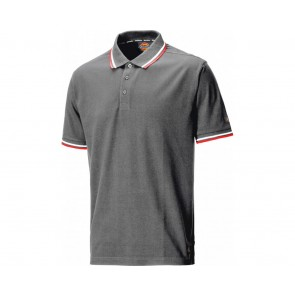 Polo de travail Dickies riverton gris