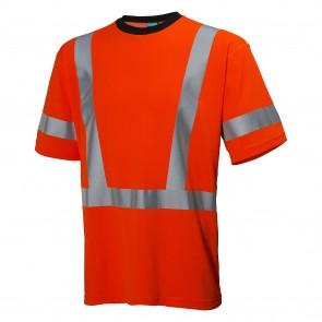 T-shirt haute visibilité ESBJERG Helly Hansen rouge