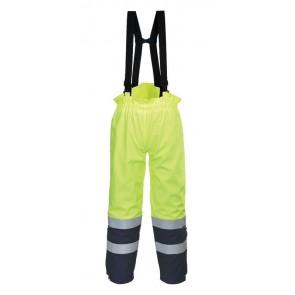 Pantalon multi-normes arc électrique et haute visibilité Portwest Bizflame