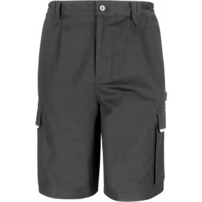 Short de travail Action Work Guard Result - noir
