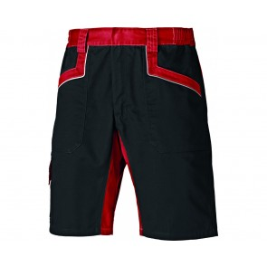Short de travail Dickies Industry 260 Rouge/Noir