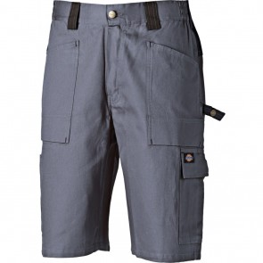 Short de travail Grafter Duo Tone Dickies gris noir