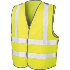 Gilet de sécurité Result - jaune fluo