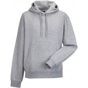 Sweat-shirt de travail à capuche Russell - gris clair