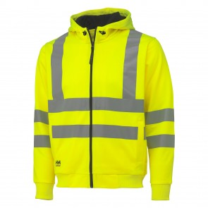 Sweat à capuche haute-visibilité HIGH VIS Helly hansen