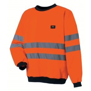 Sweat de travail Mildenhall Helly Hansen - EN471 orange