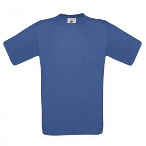 Tee shirt B&C Pro Exact 190 Bleu royal