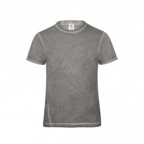 Tee-shirt denim homme Plug In B&C Pro