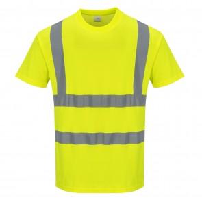 T-shirt Haute-visibilité MC coton comfort Portwest