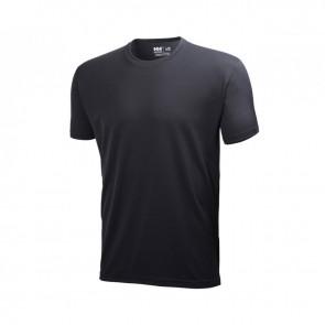 T-shirt de travail Tech Helly Hansen-noir