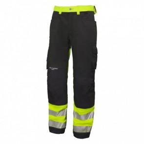 Pantalon de travail haute-visibilité York Helly Hansen jaune