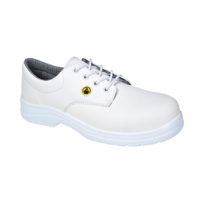 Chaussures de sécurité Portwest S2 SRC Composite ESD blanc