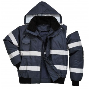 Bomber imperméable 3 en 1 Portwest Iona