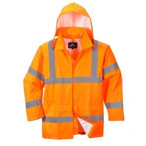 Veste de pluie Haute Visibilité Portwest orange