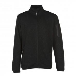 Veste polaire tricotée homme Penduick Cruise noir