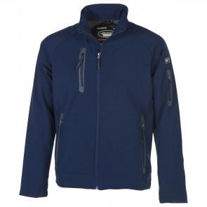Veste softshell Plymouth - Bleu Marine