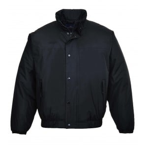 Blouson falkirk Portwest Rainwear Noir