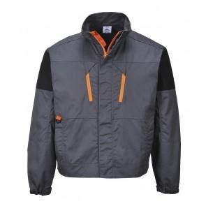 Veste de travail Portwest Texo Tagus gris orange