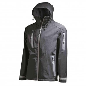 Veste softshell technique 3 en 1 Penduick Hurricane noir