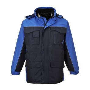 Parka RS Bicolore Portwest - Marine / Royal