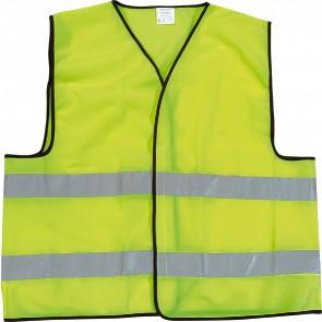 Gilet de Sécurité fluorescent LMA - jaune