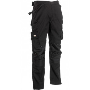 Pantalon de travail Experts Dagan Herock - noir