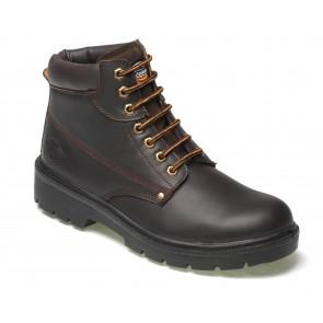 Chaussures de sécurité montantes S1P Super Brodequin Antrim Dickies
