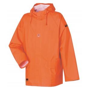 Veste étanche ignifuge Horton Helly Hansen - orange fluorescent