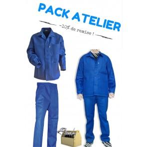 Pack atelier