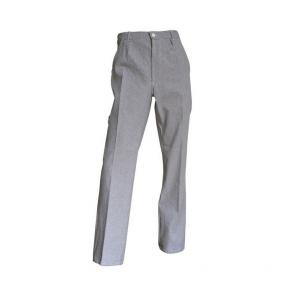 Pantalon de cuisinier classique motif pied-de-poule Morteau LMA