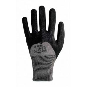 Gants anti-coupure en nitrile noir ANT311 Manusweet-10