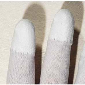 Gants polyuréthane blanc Manusweet MF101-6