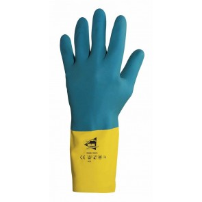 Gants protection chimique latex Manusweet RC603-8